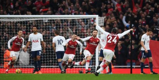 Chi tiết Arsenal - Tottenham: Không có bàn thứ 3 (KT) 21