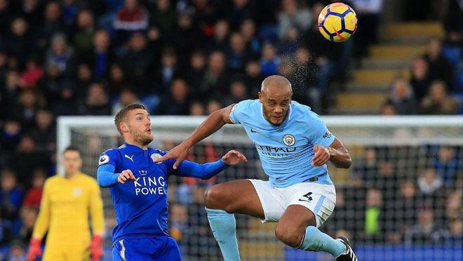 Leicester City - Man City: Mãn nhãn 2 tuyệt phẩm 1
