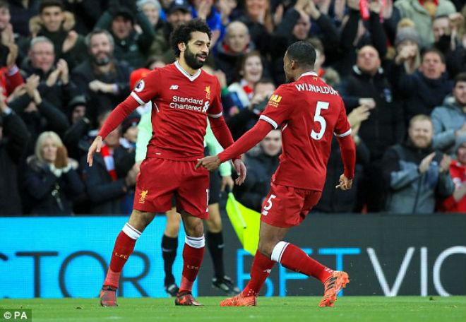 Liverpool - Southampton: Siêu sao tỏa sáng, tưng bừng mở tiệc 1