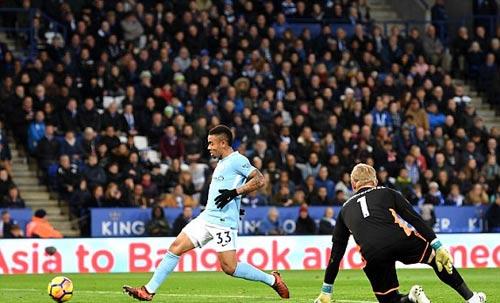 Chi tiết Leicester - Man City: Đẳng cấp vượt trội (KT) 21