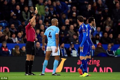 Chi tiết Leicester - Man City: Đẳng cấp vượt trội (KT) 19