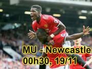 MU - Newcastle: Pogba trở lại, quyết đánh bại  Chích chòe