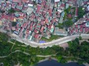 Lạ kỳ con đường 20 năm vẫn chưa hoàn thành ở Thủ đô
