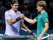 """ATP Finals ngày 7: Federer gặp  """" mồi ngon """" , chờ bay vào chung kết"""
