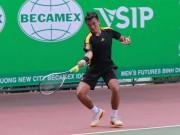 Tin HOT thể thao 18/11: Hoàng Nam vào chung kết F2 Futures