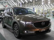 Mazda CX-5 2017 ra mắt Việt Nam, giá từ 879 triệu đồng