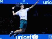 TRỰC TIẾP Federer - Goffin: Set 2 thăng hoa