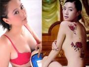 Mỹ nữ nude thay Chương Tử Di tiết lộ giá đi khách gây sốc của sao Hoa ngữ