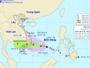 Bản tin thời tiết 19h: Bão số 14 có thể giật tới cấp 12, đổ bộ vào Khánh Hoà đến Bình Thuận