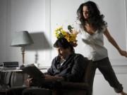 Vì sao đàn ông bị vợ bạo lực thường  câm nín ?