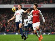 """Arsenal - Tottenham: Bàng hoàng vì 2  """" quả đại pháo """"  (Hiệp 1)"""
