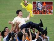 Mình bầu Hiển  chấp  cả V-League