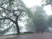 Hai đợt không khí lạnh tràn về liên tục, miền Bắc chìm trong mưa rét