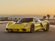 """Hennessey Venom F5:  """" Mãnh thú """"  tốc độ"""