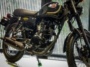 Kawasaki W175 SE về đại lý, giá 52 triệu đồng