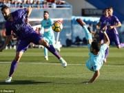 """TRỰC TIẾP Leganes - Barcelona:  """" Món quà """"  từ đối thủ"""