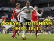 """Arsenal - Tottenham:  """" Trọng pháo """"  Harry Kane và  """" pháo đài """"  Emirates"""