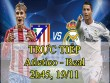 TRỰC TIẾP Atletico Madrid - Real Madrid: Ronaldo cặp Benzema, đấu Griezmann