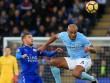 Video, kết quả bóng đá Leicester - Man City: Kiểm soát thế trận, ban bật cực đỉnh (Hiệp 1)