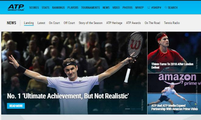 """Federer """"vỡ mộng"""" ATP Finals: Báo chí sốc nặng, gửi lời chia buồn 4"""