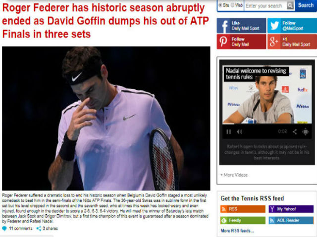 Dimitrov - Sock: Nghẹt thở đến phút cuối (Bán kết ATP Finals) 2