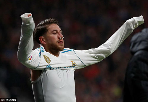 Chi tiết Atletico Madrid - Real Madrid: Chiến quả thất vọng (KT) - 5