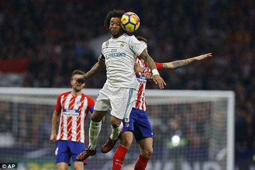 Chi tiết Atletico Madrid - Real Madrid: Chiến quả thất vọng (KT) - 7