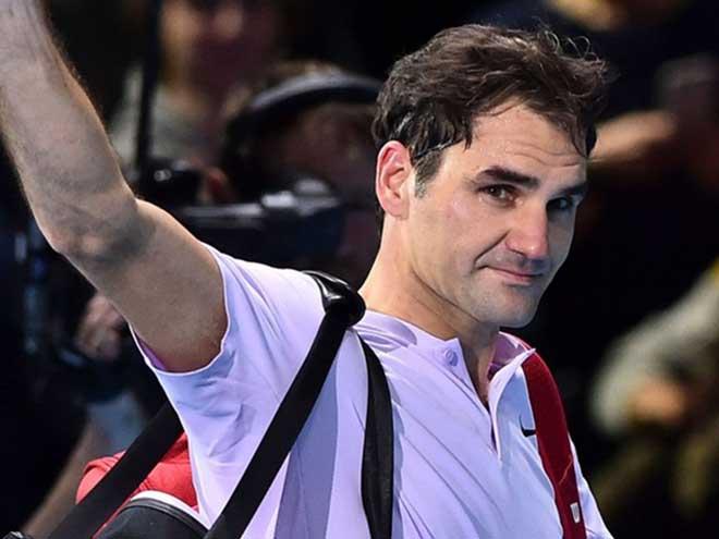 Federer thua sốc ATP Finals: Khen ngợi đối thủ, tự hào năm 2017 thần kỳ 1