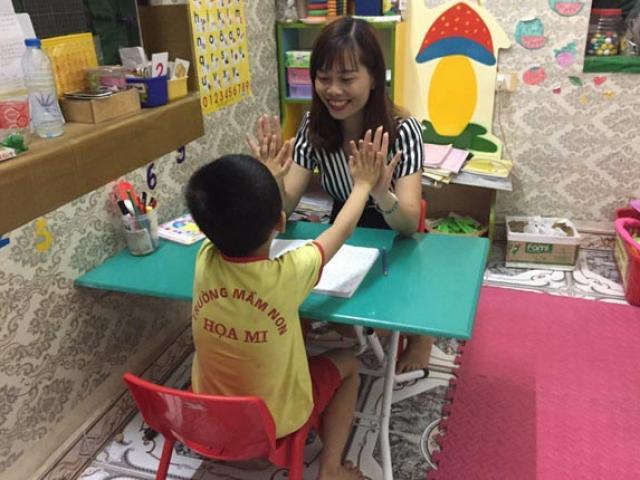 """Cô giáo trẻ """"chắp cánh"""" ước mơ trẻ tự kỷ nghèo"""