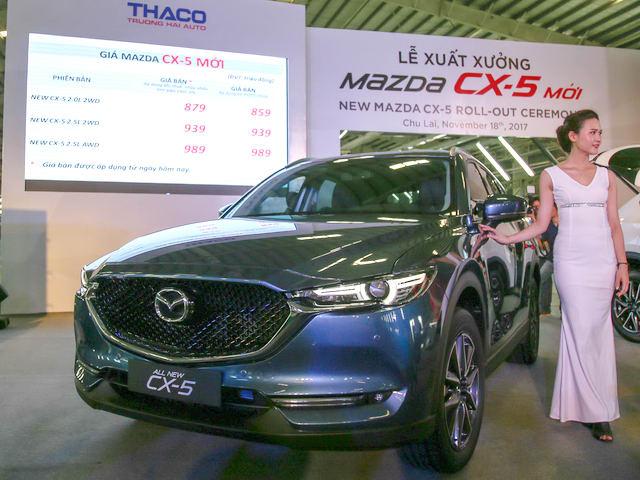 Mazda CX-5 2017 ở Việt Nam: Nên mua phiên bản nào? - 8