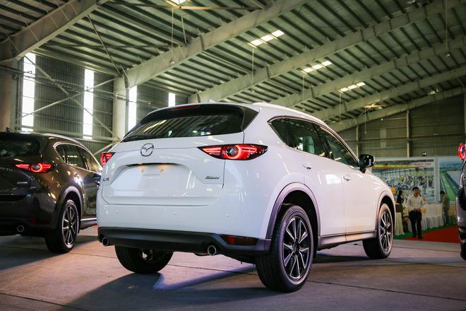 Mazda CX-5 2017 ở Việt Nam: Nên mua phiên bản nào? - 7