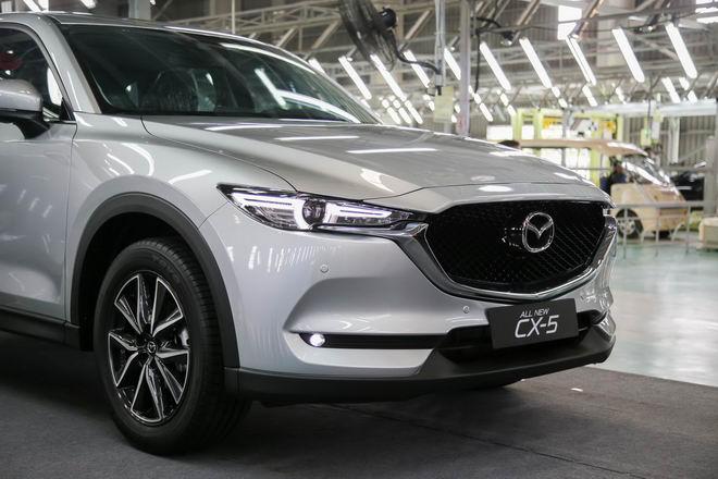 Mazda CX-5 2017 ở Việt Nam: Nên mua phiên bản nào? - 3