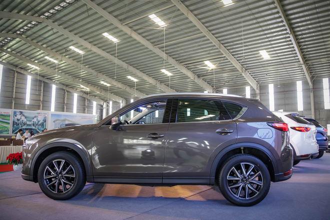 Mazda CX-5 2017 ở Việt Nam: Nên mua phiên bản nào? - 2
