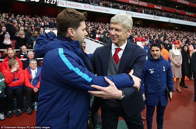 """Góc chiến thuật Arsenal - Tottenham: Sanchez """"át"""" Kane, Wenger """"cáo già"""" - 2"""