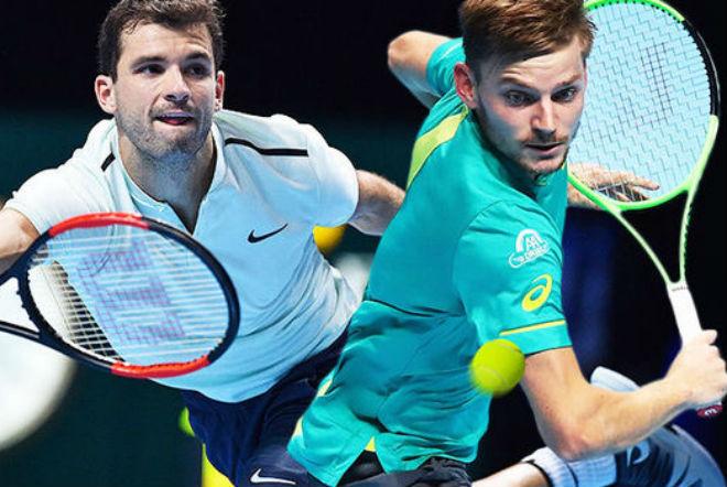 """Chung kết tennis ATP Finals: """"Tiểu Federer"""" mơ vô địch tuyệt đối 1"""