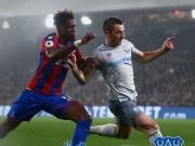 """C.Palace - Everton: Hiệp 1  """" điên rồ """" , rượt đuổi kịch tính"""