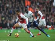 """Góc chiến thuật Arsenal - Tottenham: Sanchez  át  Kane, Wenger  """" cáo già """""""