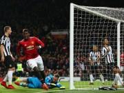 Góc chiến thuật MU - Newcastle: Vũ điệu Pogba,  dáng Quỷ  trở lại