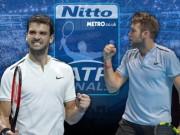 Dimitrov - Sock: Nghẹt thở đến phút cuối (Bán kết ATP Finals)