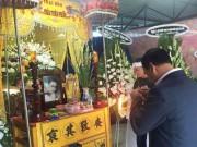 Quyền Linh về Long An đưa tiễn cố diễn viên Nguyễn Hoàng