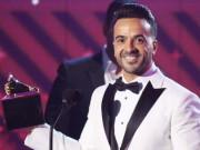"""Ca khúc  """" tỉ view """"  Despacito thắng lớn tại Grammy Latin"""