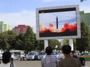 Triều Tiên gặp rắc rối lớn trong phát triển tên lửa đạn đạo