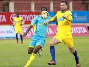 TRỰC TIẾP bóng đá Thanh Hóa - Khánh Hòa: Níu kéo tuyệt vọng