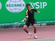 Tin HOT thể thao 19/11: Hoàng Nam thua chung kết F2 Futures
