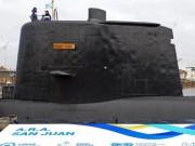 Tàu ngầm mất tích Argentina cố gắng liên lạc 7 lần