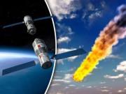 Nguy cơ trạm vũ trụ Trung Quốc dội  mưa lửa  xuống Trái đất