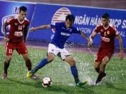 Video, Kết quả bóng đá TP.HCM - T.Quảng Ninh: Tưng bừng tiệc bàn thắng