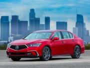 Sedan hạng sang Acura RLX 2018 có giá từ 1,25 tỷ đồng