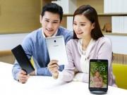 Samsung cho ra mắt Galaxy Tab A hỗ trợ Bixby Home