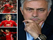 "MU  "" trói ""  Mourinho 24 triệu bảng: Mua Griezmann chắp cánh  song hổ  Pogba - Ibra"